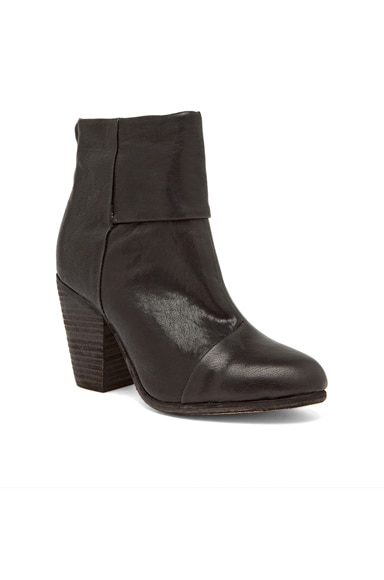 Classic Newbury Leather Boots