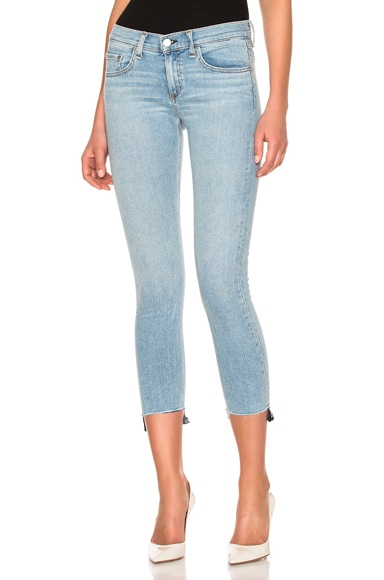 rag & bone/JEAN Capri in Wiley