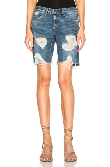 rag & bone/JEAN Walking Shorts in Cooper