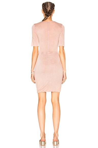 Jersey Twist Dress