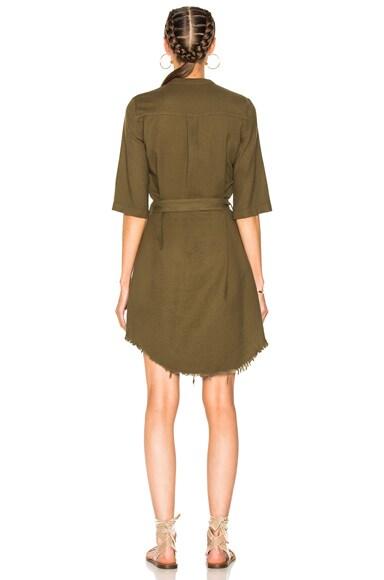 Henley Cargo Dress