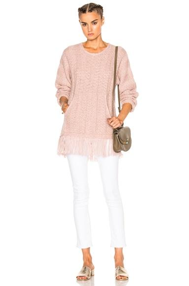 Baja Pullover Sweater