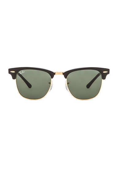 Ray-Ban Clubmaster Classic Sunglasses in Black