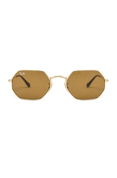 Octagonal Sunglasses