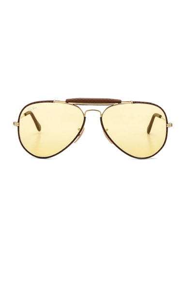 Aviator Craft Sunglasses