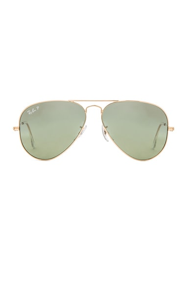 Aviator Polarized Sunglasses