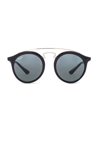 075fe63bf5 Ray Ban Ray-Ban Unisex Rb4256 46Mm Sunglasses In Black ...
