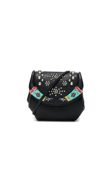 Roberto Cavalli Mini Bag in Black