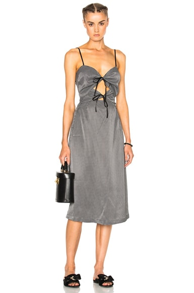 Rachel Comey Chernist Dress in Black & White