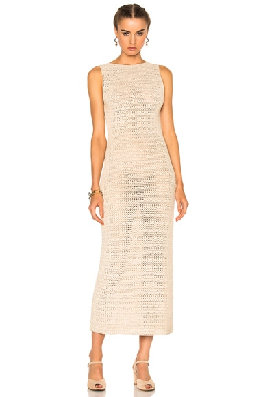 Rachel Comey Houston Dress in Ivory