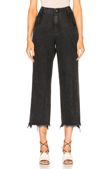 Rachel Comey Trigger in Washed Black
