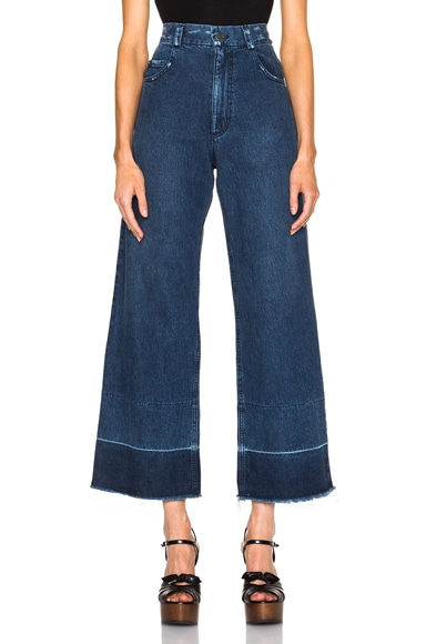 Rachel Comey Legion Pants in Denim