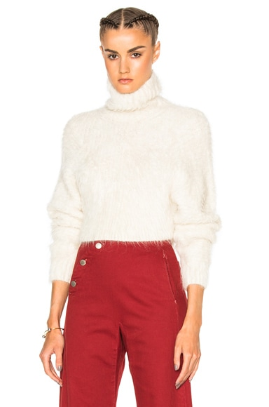 Rachel Comey Dolly Sweater in Ivory
