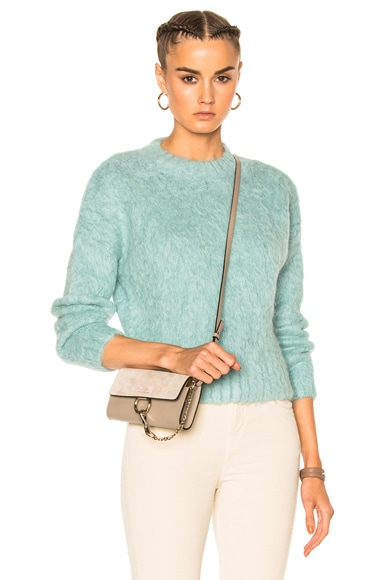 Rachel Comey Dash Sweater in Aqua