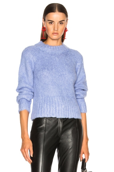 Recline Pullover Sweater