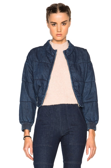 Biddy Bomber Jacket