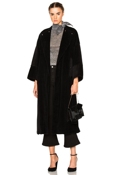Rachel Comey Trail Coat in Coal