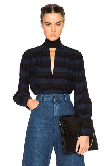 Rachel Comey Hydra Top in Night