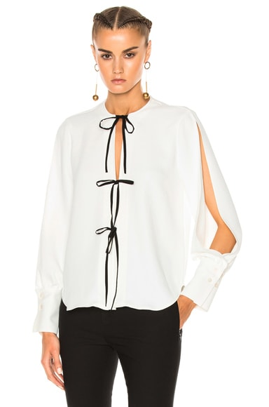 Rachel Comey Meryl Top in White