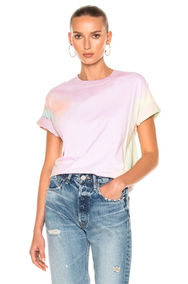 Rachel Comey Scot Tee in Multicolor
