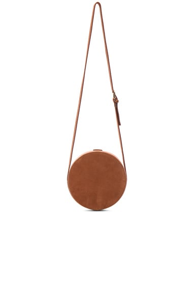 Suede Baan Bag