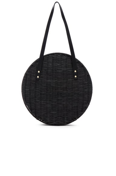 Rachel Comey Aleso Bag in Black & Washed Black