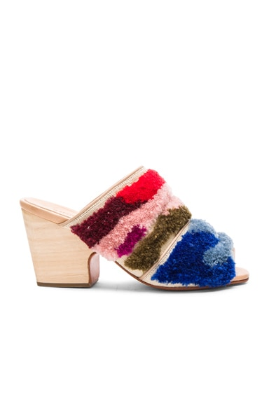 Rachel Comey Dahl Mules in Abstract