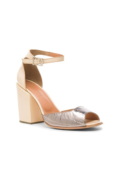 Leather Coppa Sandals