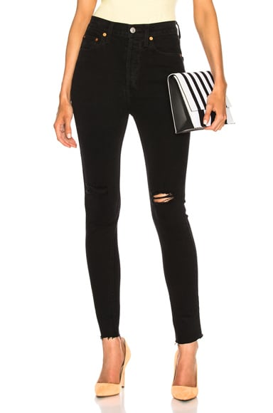 ORIGINALS High Rise Ankle Crop