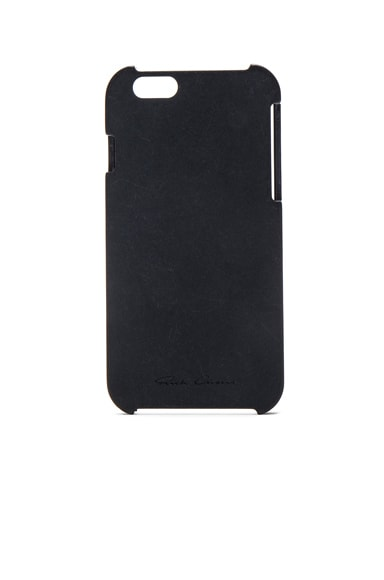Rick Owens Rodhoid iPhone 6 Case in Black