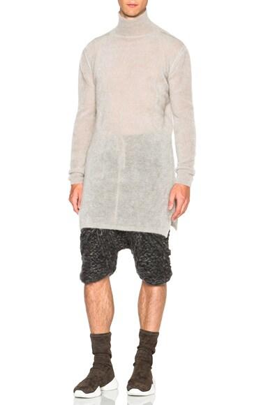 Handknitted Pod Shorts