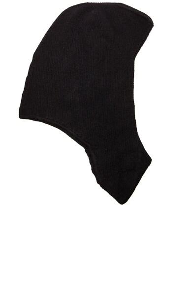 Rick Owens Moog Cap in Black