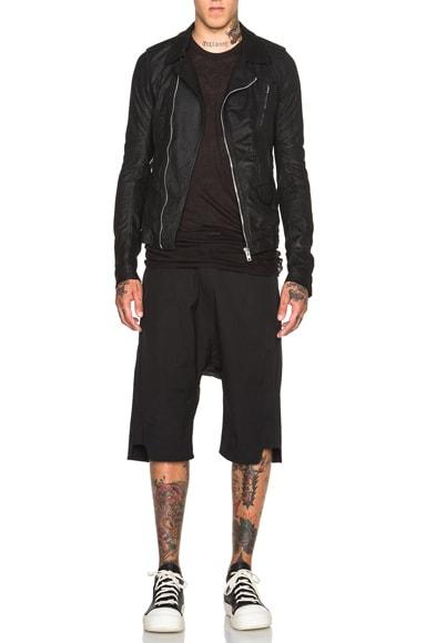 Stooges Biker Leather Jacket