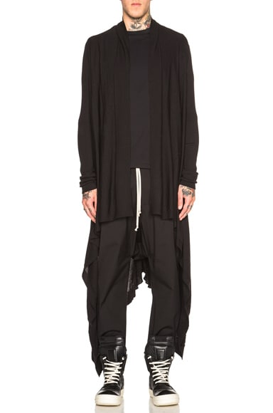Drawstring Long Trousers