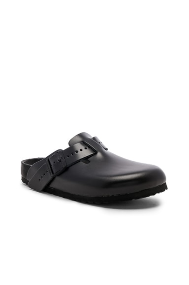 x Birkenstock Leather Boston