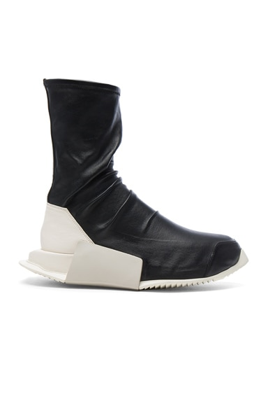 x Adidas Level Stretch Leather Socks