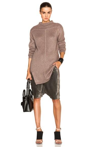 Velvet Pod Shorts