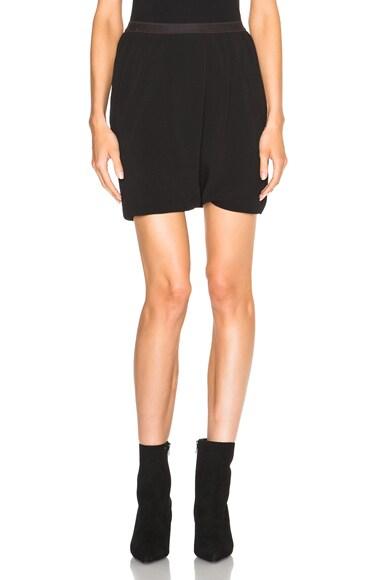 Rick Owens Bud Shorts in Black
