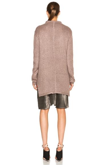 Faun Mock Neck Sweater