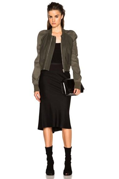 Vincente Knee Length Skirt