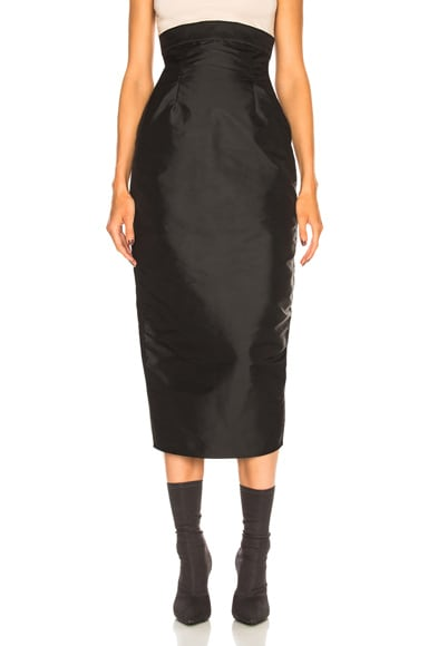 Shirt Dirt Pillar Skirt