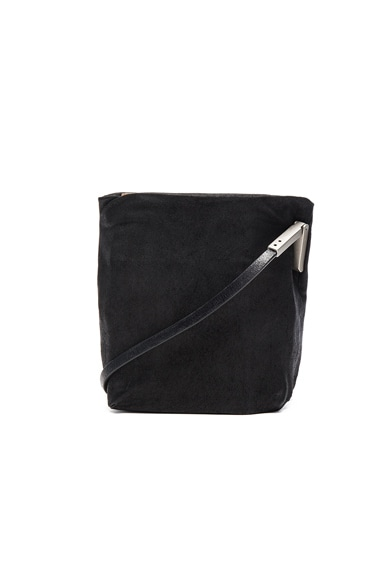 Rick Owens Small Adri Bag in Black