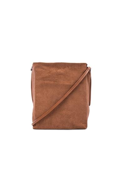 Rick Owens Small Adri Bag in Henna