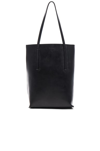 Rick Owens Medium Shopper in Black