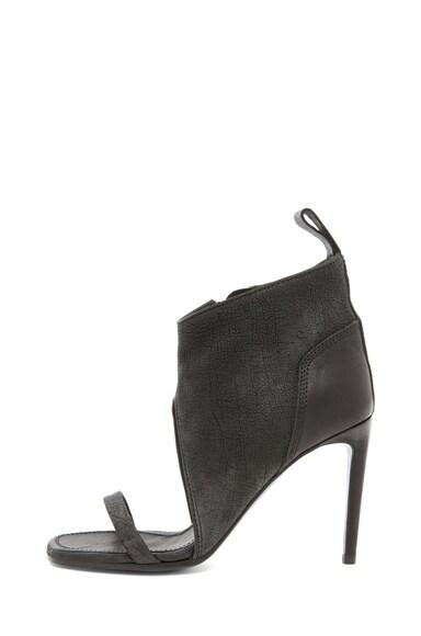 Sandal Zip Heels