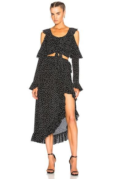 Lucy Asymmetric Skirt