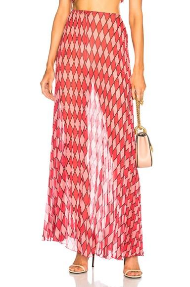 Antonia Pleated Skirt