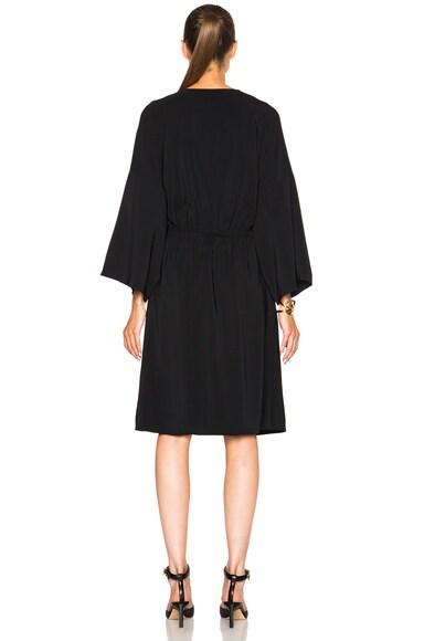Kimono Twist Dress