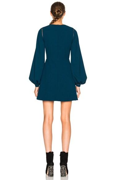 Jacoma Bonded Crepe Dress