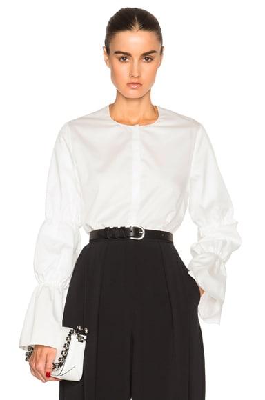 Roksanda Rosella Blouse in White